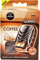 Ароматизатор AROMA Car Speed COFFE (92314) (20шт)