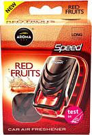Ароматизатор AROMA Car Speed RED FRUIT (92317) (20шт)