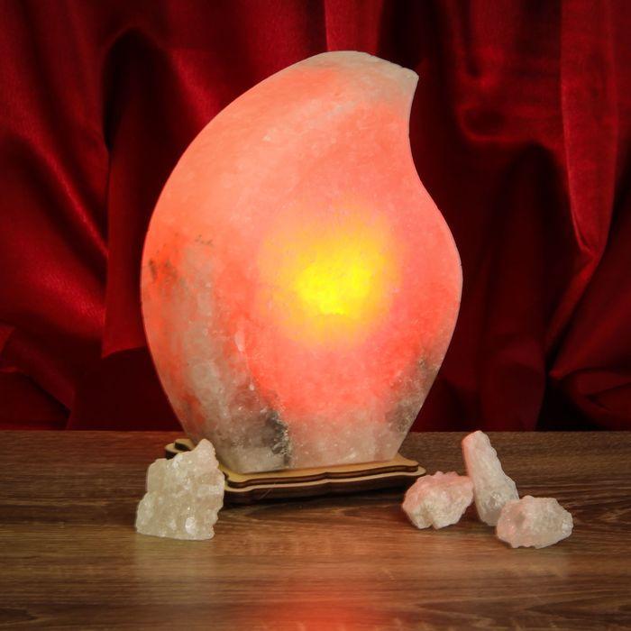 Соляной светильник Огонёк большой