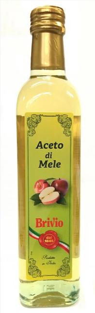 Оцет Brivio яблучний 0.5 л