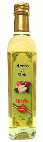 Оцет Brivio яблучний 0.5 л, фото 2
