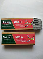 Скобы Sujineng для подвязочного спетлера (тапинера)