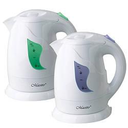 Чайник Maestro  1л пластик (011 MR)