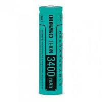 Аккумуляторы Videx - Rechargeable Battery 18650-P с защитой Li-Ion 3400mAh 3.7V 1/20/160шт Подробнее:, фото 1
