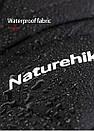 Кемпинговые утеплённые тапочки Naturehike. Кемпинговая обувь Naturehike. Размер XXL (44-45) черный, фото 6