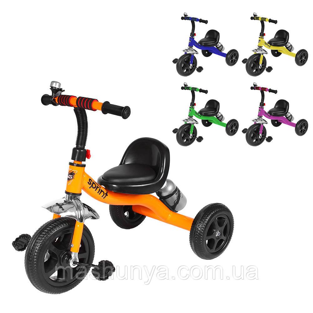Велосипед триколісний Tilly Sprint T-323