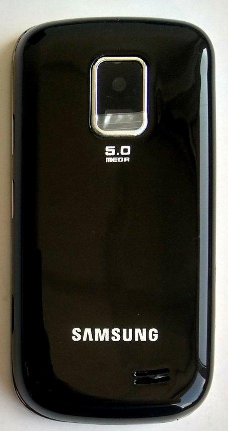 Корпус для Samsung B7722 Black