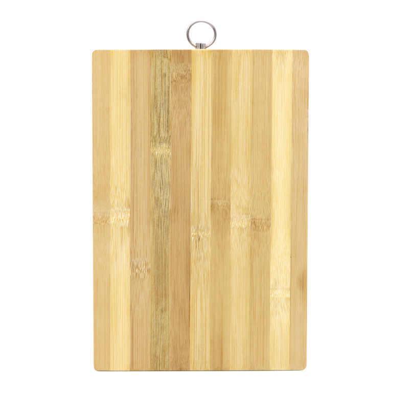 Доска деревянная бамбук 22*32 14229