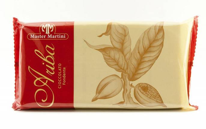 Шоколад темні блоки Аріба 72 % 2,5 кг, фото 2