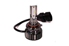 Комплект LED ламп HeadLight T18 HB3 (P20d) 30W 9-32V 6000K, фото 2