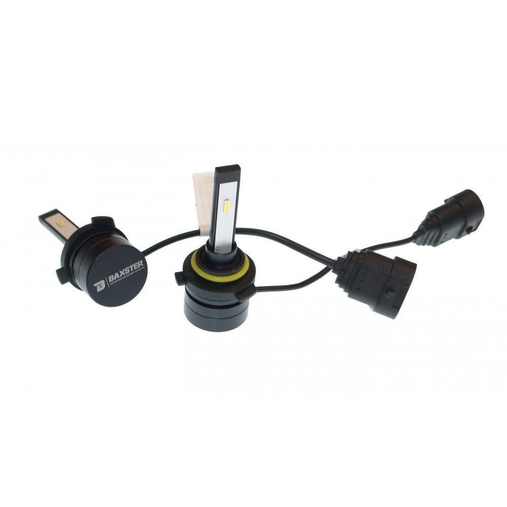 Комплект LED ламп BAXSTER SX HB4 P22d 9-32V 3000K 4000lm пассивное охлаждение