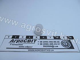 Втулка тормозного трубопровода, диаметр 8 мм.; кат. № 864815 (пластик)