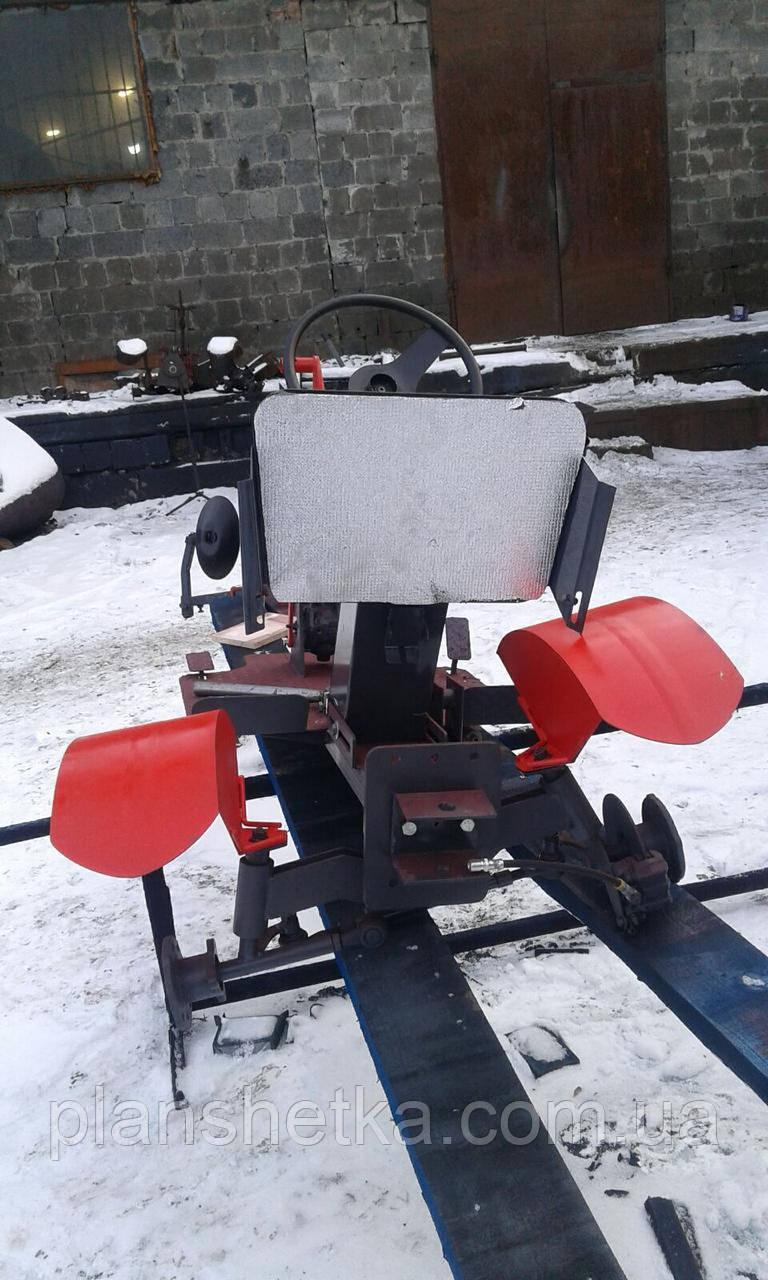 Комплект для переоборудования мотоблока с воздушным охлаждением в мототрактор ЕВРО-Т4