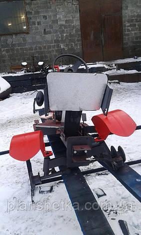 Комплект для переоборудования мотоблока с воздушным охлаждением в мототрактор ЕВРО-Т4, фото 2