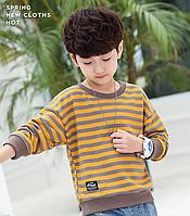 Кофта полувер для хлопчиків, весна - осінь / детская одежда мальчика свитер детская весна и осень пуловеры
