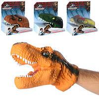 Перчатка Динозавр ( B1509AВ-10Y-11) Зеленый