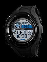Skmei 1470 черные оригинальные спортивные часы