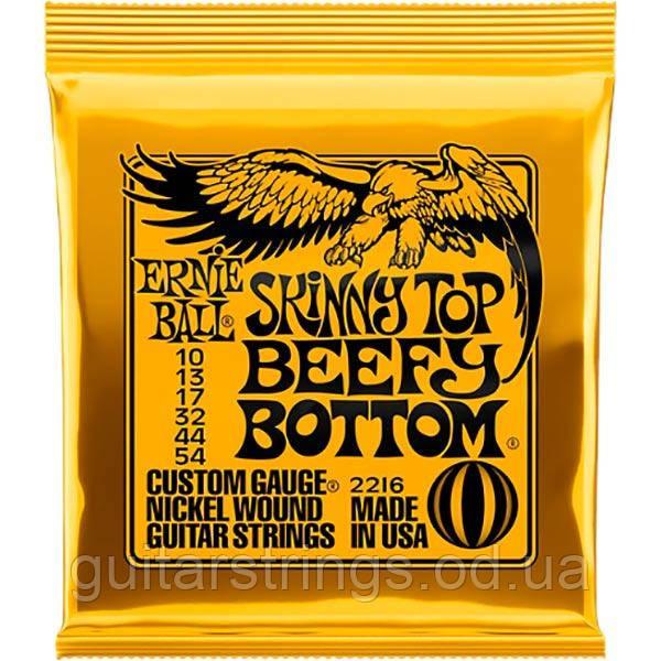 Струны Ernie Ball 2216 Skinny Top Beefy Bottom 10-54