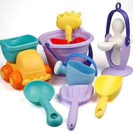 Іграшки для пляжу, пісочниці та ванною