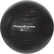 Мяч гимнастический Power System Gymball, фото 3