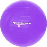 Мяч гимнастический Power System Gymball, фото 5
