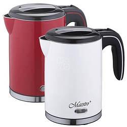 Чайник Maestro  1,2л пластик (030 MR)