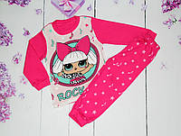 Пижама для девочки LOL (003875) 2 года