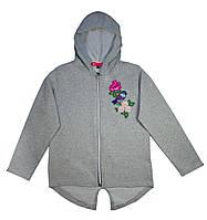 Кофта для девочки на 5-10 лет (004195) 5-6 лет