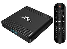 Смарт приставка Android TV Box X96 Air  4/32 GB
