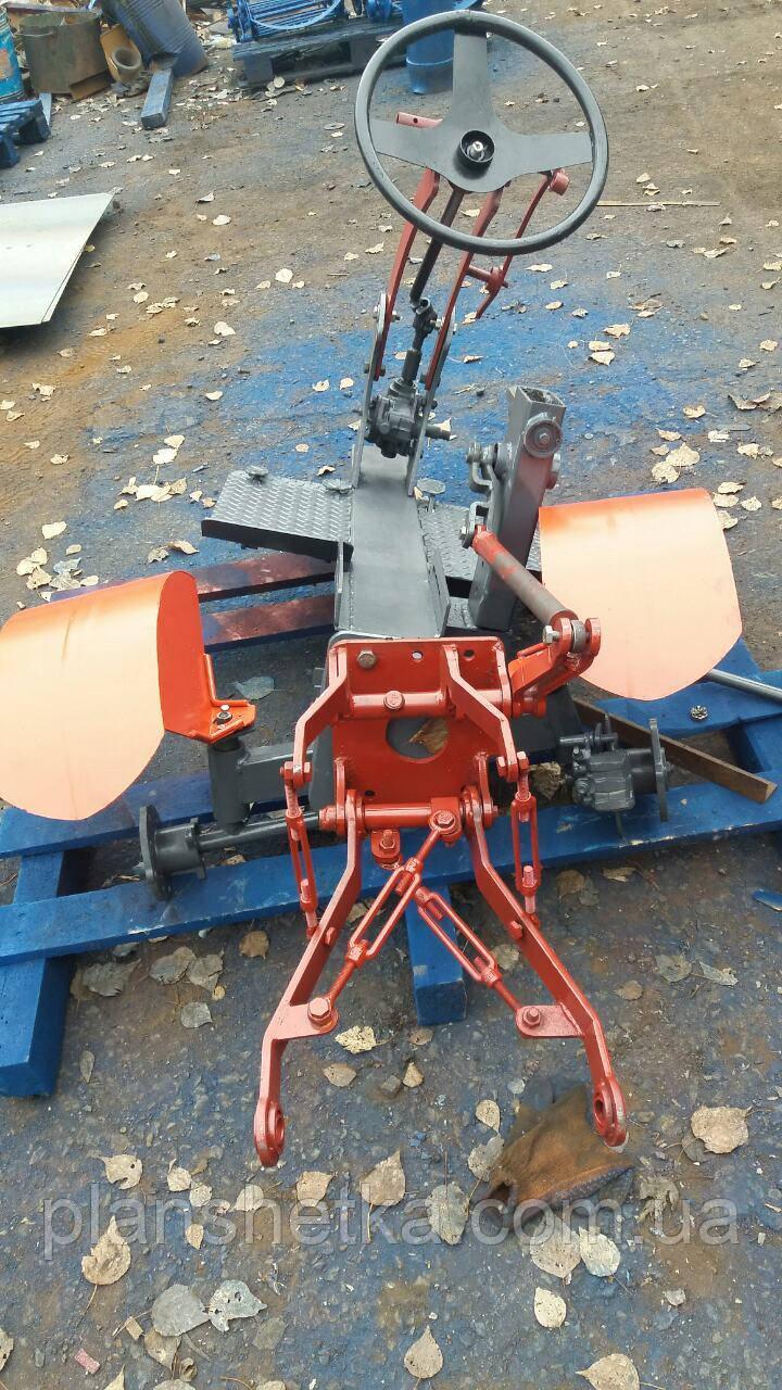 Адаптер-мототрактор Моторсіч у мототрактор