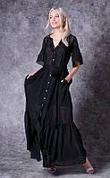 Женское платье из шифона Poliit 8710
