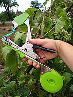 Профессиональный степлер (тапенер) Sujineng для подвязки винограда, малины,цветов-КОРЕЙСКОЕ КАЧЕСТВО