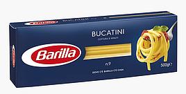 Макарони BARILLA 9 BUCATINI вермішель, 500гр
