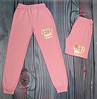 Спортивные брюки  для девочки на рост 158-176 см(004458) р. 158 см.