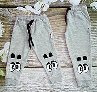 Спортивные брюки детские на 1-4 года (004459) 1 год