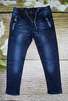 Утепленные джинсовые брюки Венгрия на р.116-146 см ( F266) р. 122 см