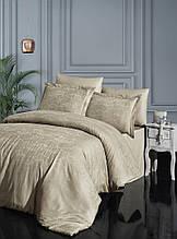 Комплект  постельного белья  жаккард superior bamboo TM First Choice  200*220 Sasha toprak