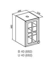 Кухонный модуль Мишель В 40