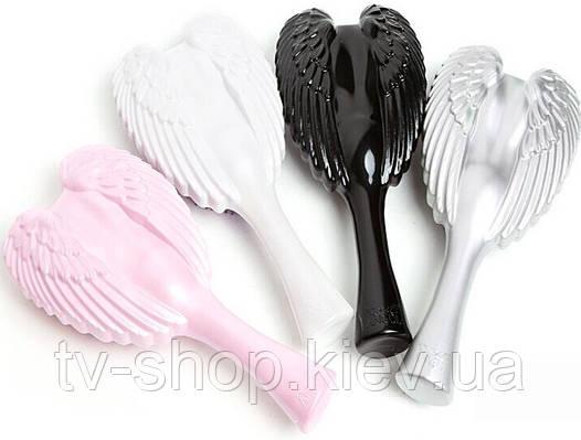 Расческа TANGLE TEEZER Angel 19 см(белая,розовая,серебро)