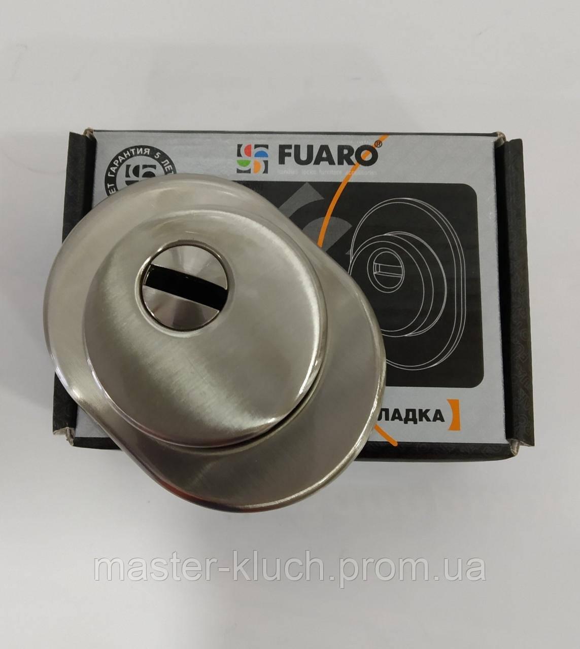 Броненакладка Fuaro DEF 4825 SN никель