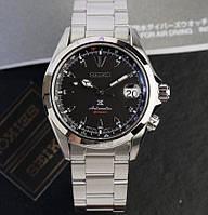 Часы Seiko SPB117J1 Black Alpinist Automatic MADE IN JAPAN - 6R35