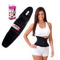 Компрессионный пояс для похудения Miss Belt для талии , фото 1