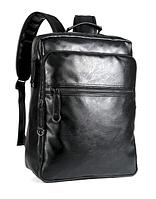 Стильный рюкзак EtonWeag черный ( код: R217 ), фото 1