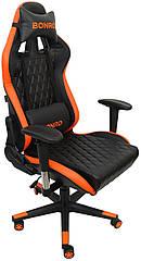Крісло геймерське Bonro 1018 Orange (40700001)