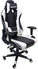 Крісло геймерське Bonro 2011-А White (40900002)