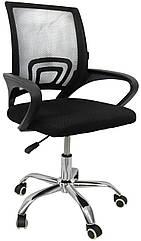 Офісне крісло Bonro B-619 Black (40030000)