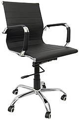 Офісне крісло Bonro B-605 Black (40050000)