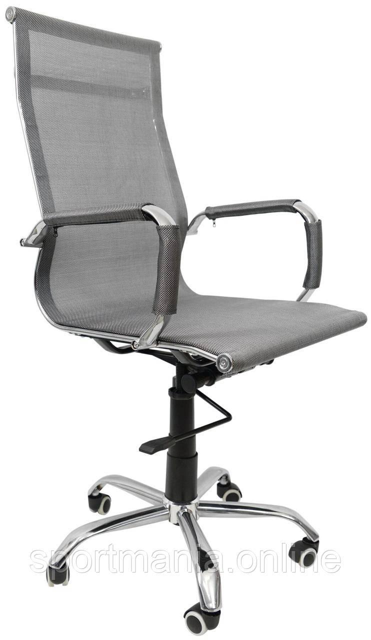 Офісне крісло Bonro B-610 Grey (40040001)