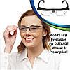 Очки с регулировкой линз Dial Vision, очки для зрения, стильные очки диал визион