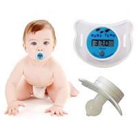Термометр соска, соска термометр для измерения температуры у младенцев, термометр для детей, градусник, фото 1